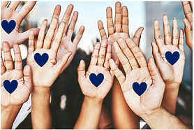 Hands and hearts for peer to peer.JPG