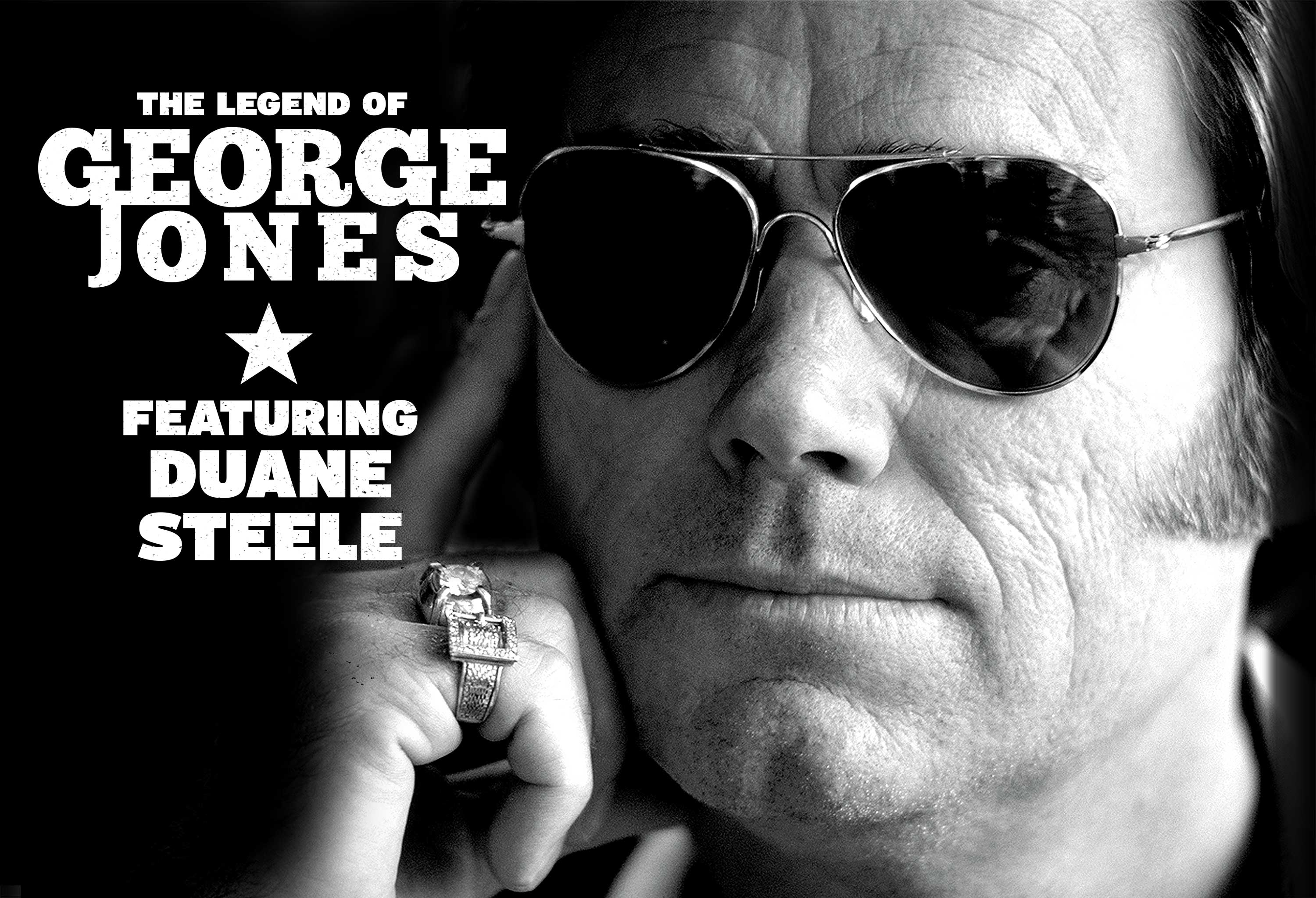 Legend of George Jones Performed by Duane Steele