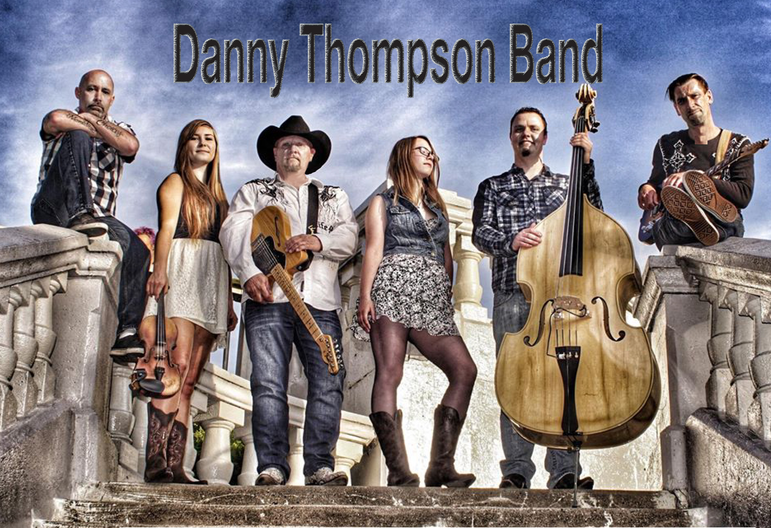 2017 Danny Thompson Band