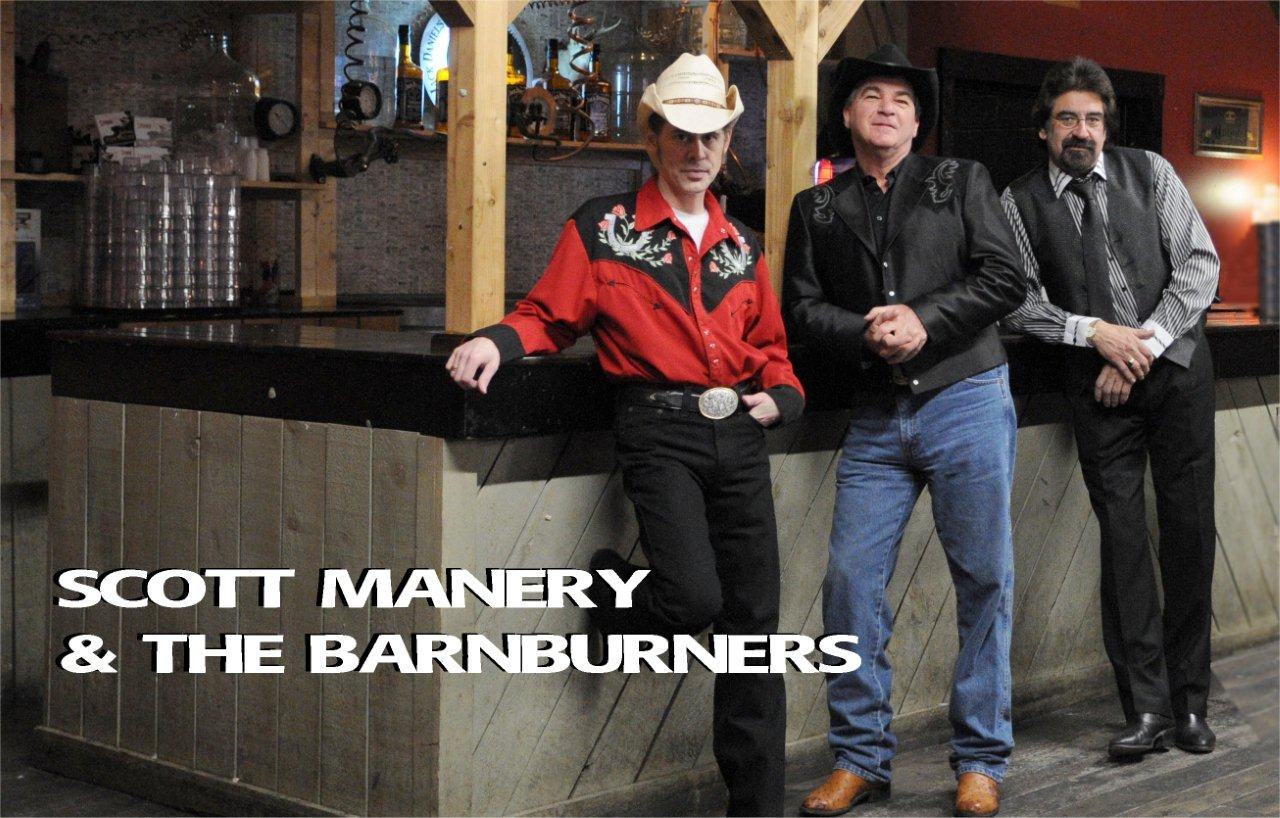 SCOTT MANERY & THE BARNBURNERS