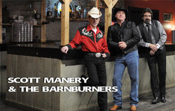 SCOTT MANERY & THE BARNBURNERS