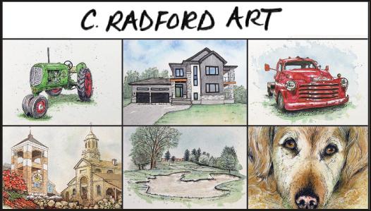 radford art for boothill website