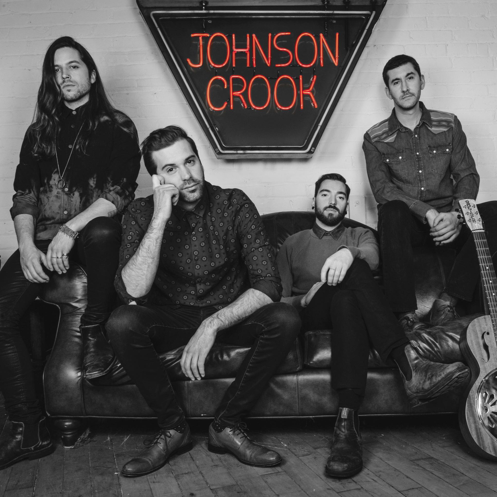 Johnson Crook