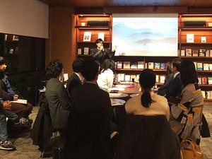 スタートアップカフェ大阪にて代表の福屋が登壇。 サスティナビリティビジネスモデルからSDGs課題に挑戦する。