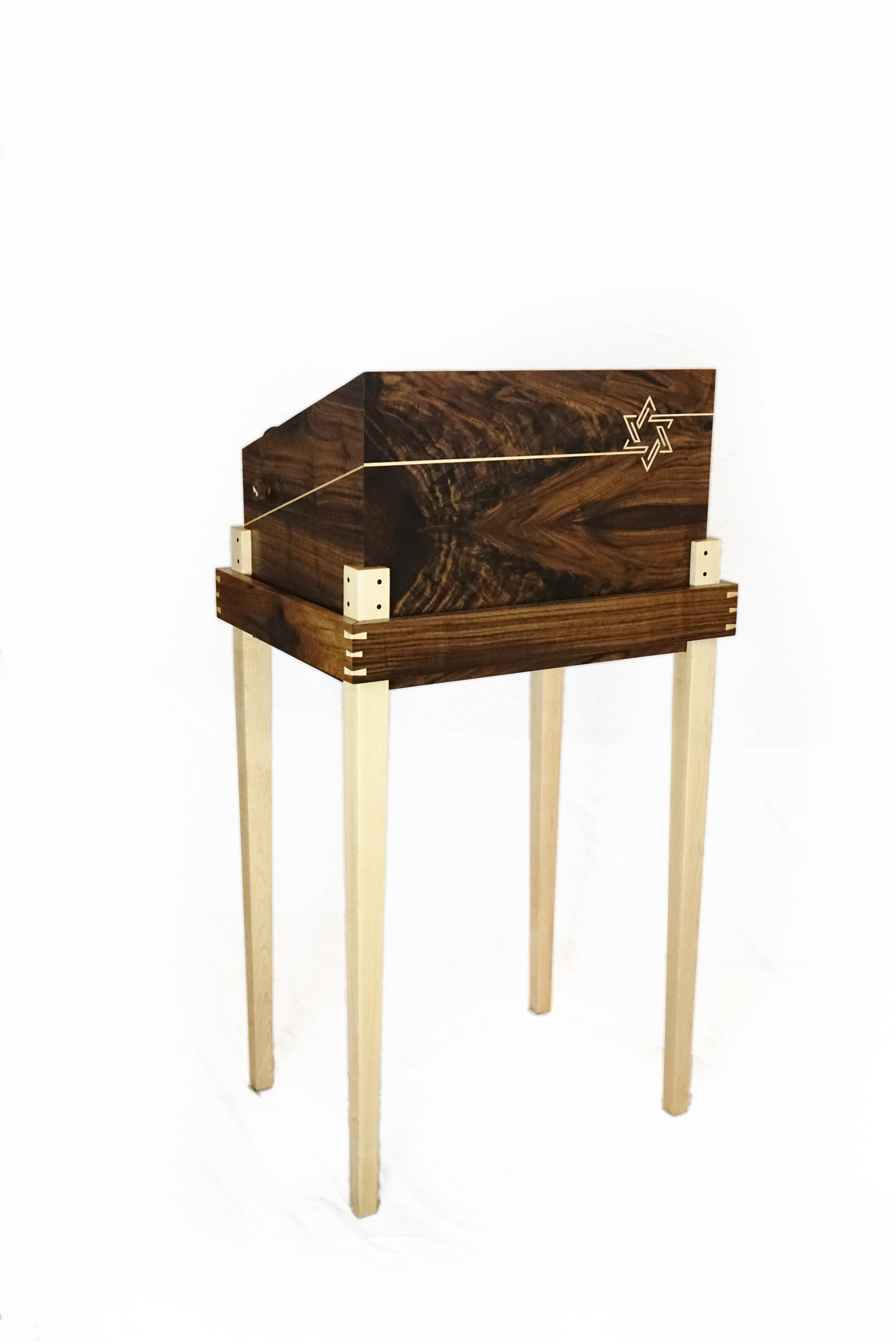 Lectern and Cajon Snare