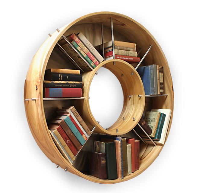 Inside The Box Bookcase
