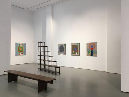 Frank Buschmann , Luis Canelo Gutiérrez en la Galeria Alvaro Alcázar