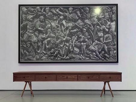 "WWBB is showing at ""Galeria Alvaro Alcázar"""