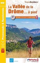 Topo-guide randonnée vallée de la Drôme