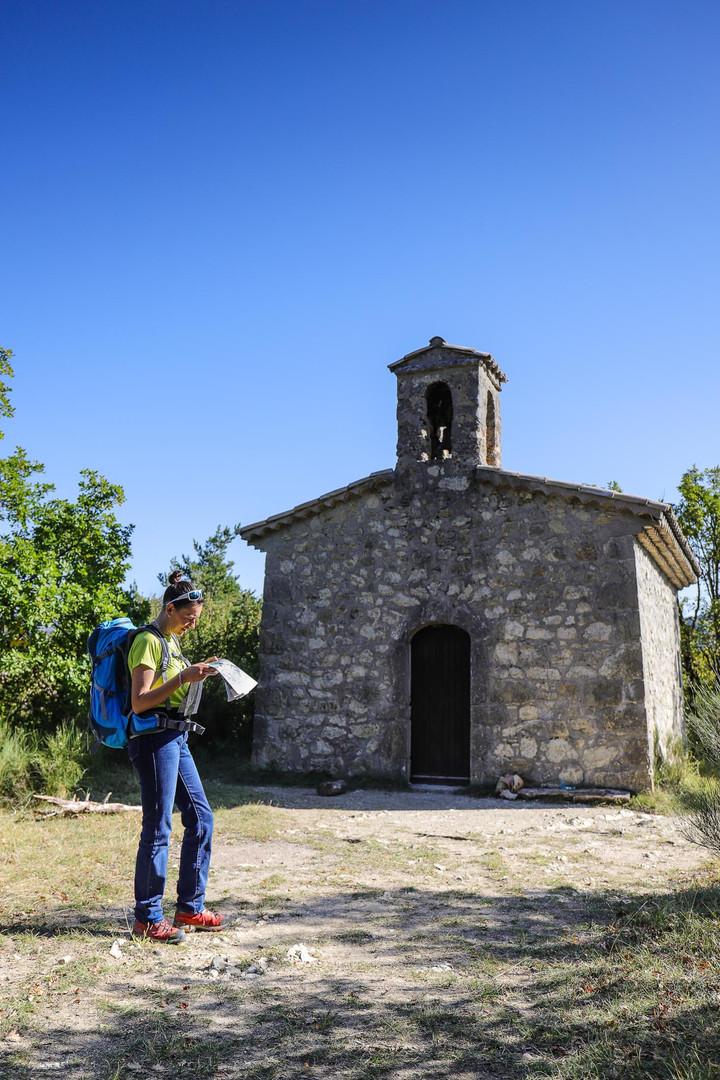Chapelle des Sadoux - La Chaudière