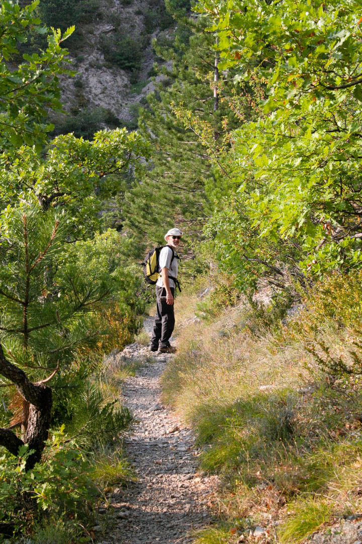 Vallée de la Roanne - Saint Benoit en Diois