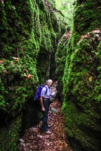 Canyon des Gueulards - Omblèze