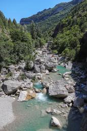 La Roanne, une vallée, une rivière