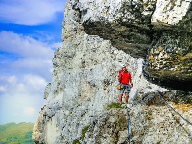 Escalade - Mont Aiguille