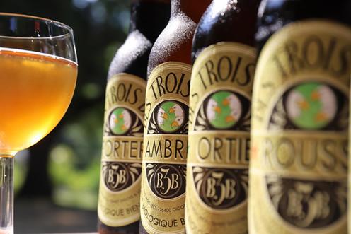 Dégustation de bière, locale et biologique !