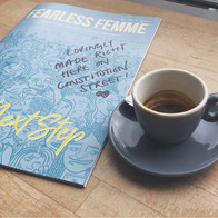 Instagram post for Fearless Femme