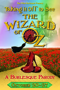 Poster for Taking it Off to See the Wizard of Oz