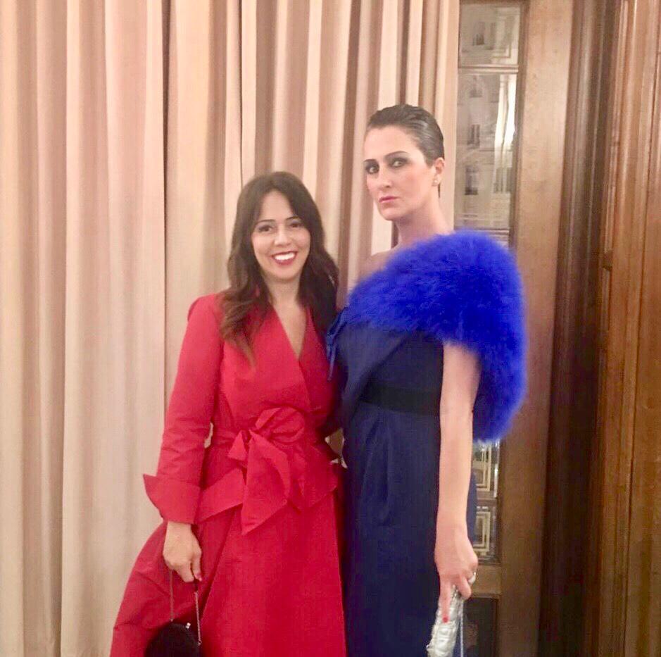 Luciana Brito y Vanessa Martin