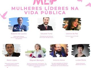 ¡Mujeres Líderes en la Vida Pública! Nuevo curso de apoyo al liderazgo de la mujer.