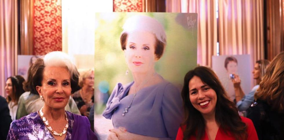 Marisa Marín y Luciana Brito