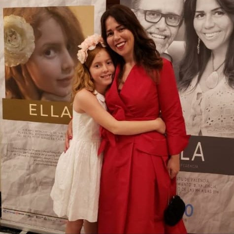 Maria Marta y Luciana Brito