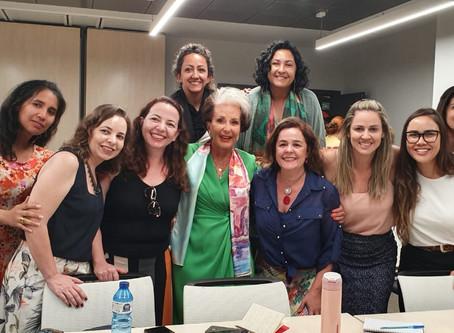 La Universidad Europea de Valencia acoge la celebración del curso Leader Woman del Proyecto ELLA.
