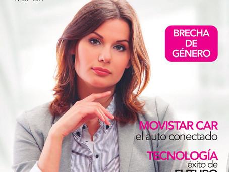 El Proyecto ELLA es destaque en la magazine Emplea y Empreende sobre el liderazco de la mujer.