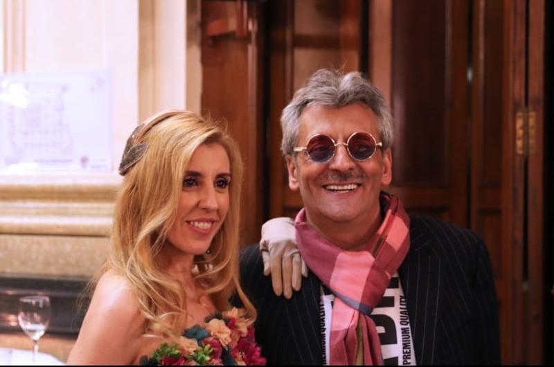 Judith Más Fenollar y José Marti