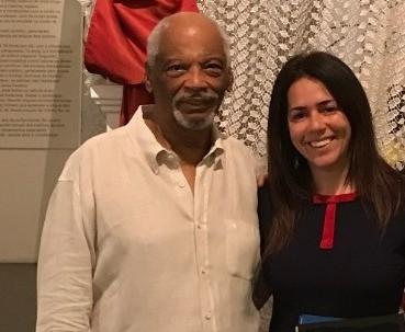 Emanuel Araujo Patrono de Honor de la Fundación BRITO