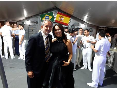 Fundación BRITO estuvo presente en la celebración de la Independencia de Brasil en Valencia.