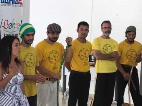 Fundación BRITO fomenta la Capoeira como cultura en la Universitat Politècnica de València