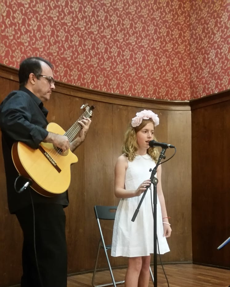 Mauricio Ribeirto y Maria Marta Brito