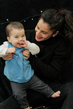 Naomi & mummy