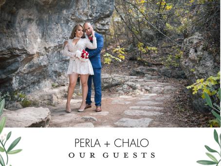 Perla + Chalo // Album // Austin,TX