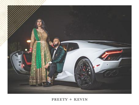 Kevin + Preety // Album // Houston,TX