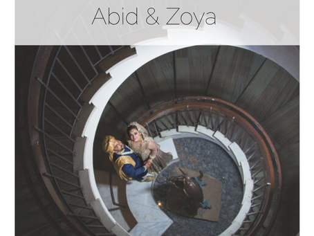 Abid + Zoya // Album // Houston,TX