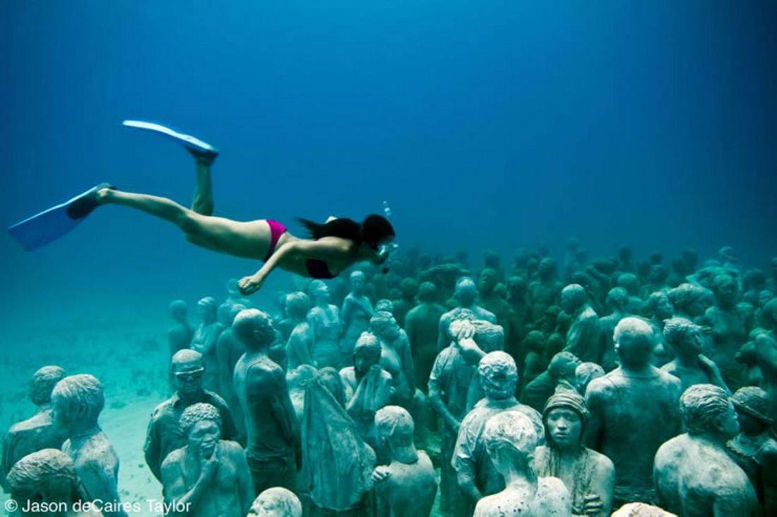 Isla Mujeres Snorkel (MUSA)