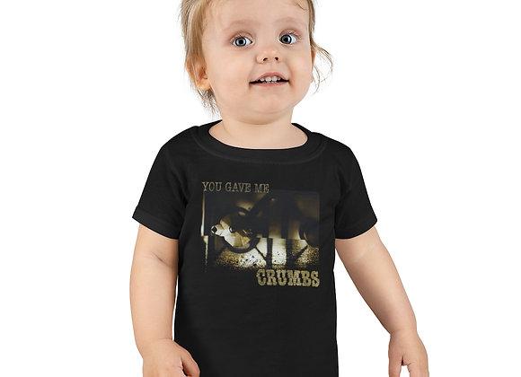 """""""Crumbs"""" - Toddler T-shirt"""