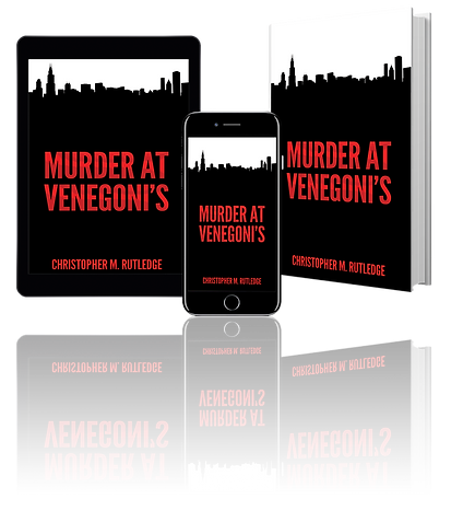 Murder at Venegoni's Novel