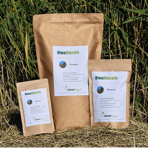 Riwa Mikro Fit zur Kompostierung von Mist und organischen Abfällen