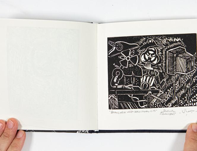 Katya McCulloch & Eight Unnamed Artists - Blocks Off the Block