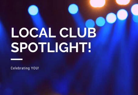 Local Club Spotlight!
