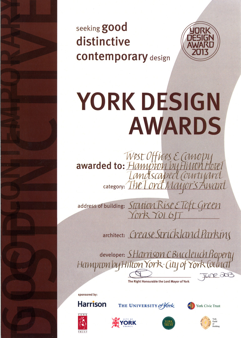 York Design Award Lord Mayors Award.jpg
