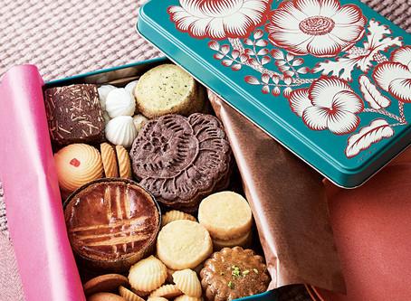 オリジナルクッキー缶「タイヨウノカンカン」婦人画報取り扱いのお知らせ