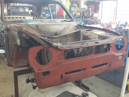 Mk1 Escort Restoration