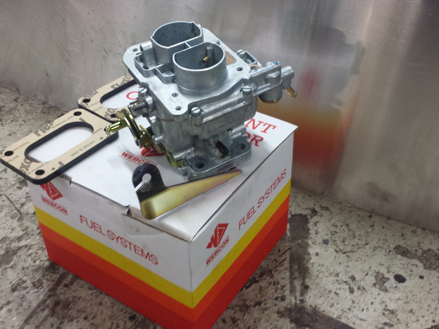 Webcon Carburetor