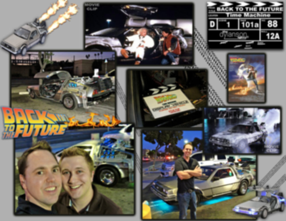 dylanson agency back to the future