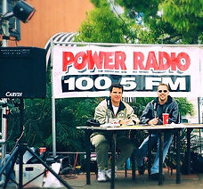 ON AIR WITH DYLAN at KNOTTS BERRY FARM