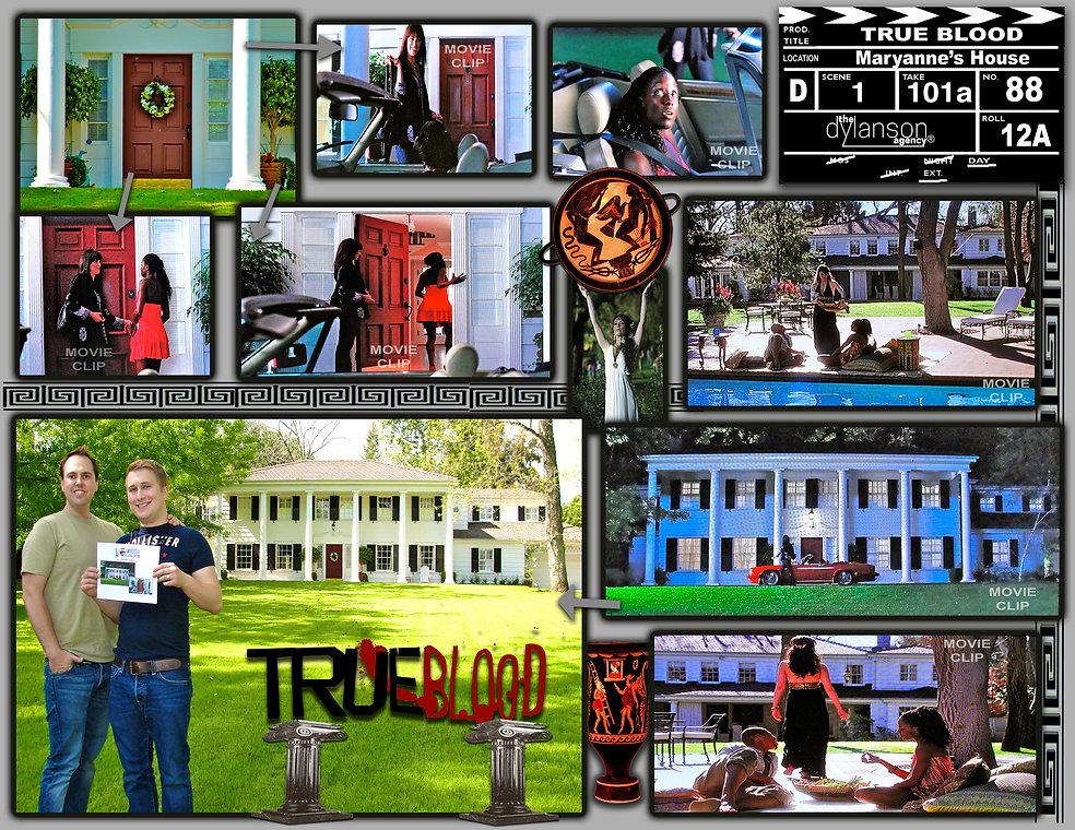 dylanson agency true blood tv show
