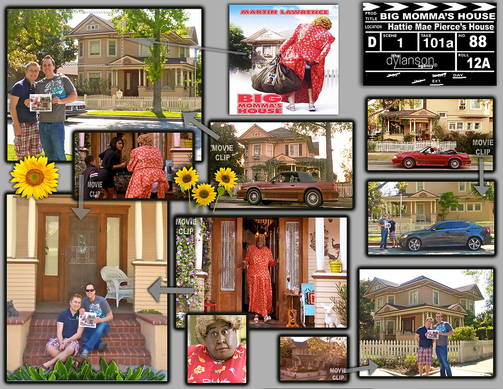 dylanson agency big mommas house